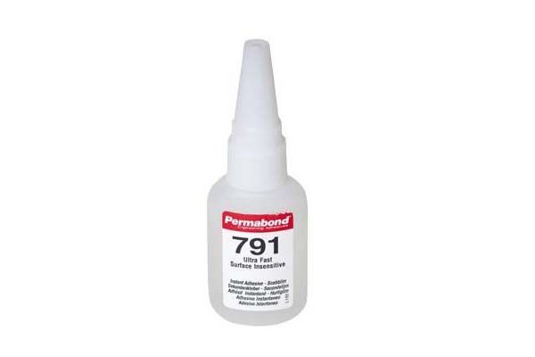 50g CA Ultra Fast Low Viscosity - 791.